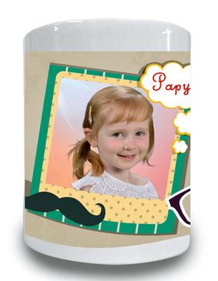 mug bonne fete papy